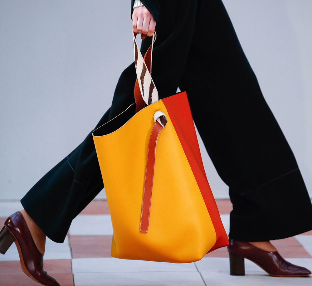 Celine|Orange Bag|Chrush|Kristen Buckingham